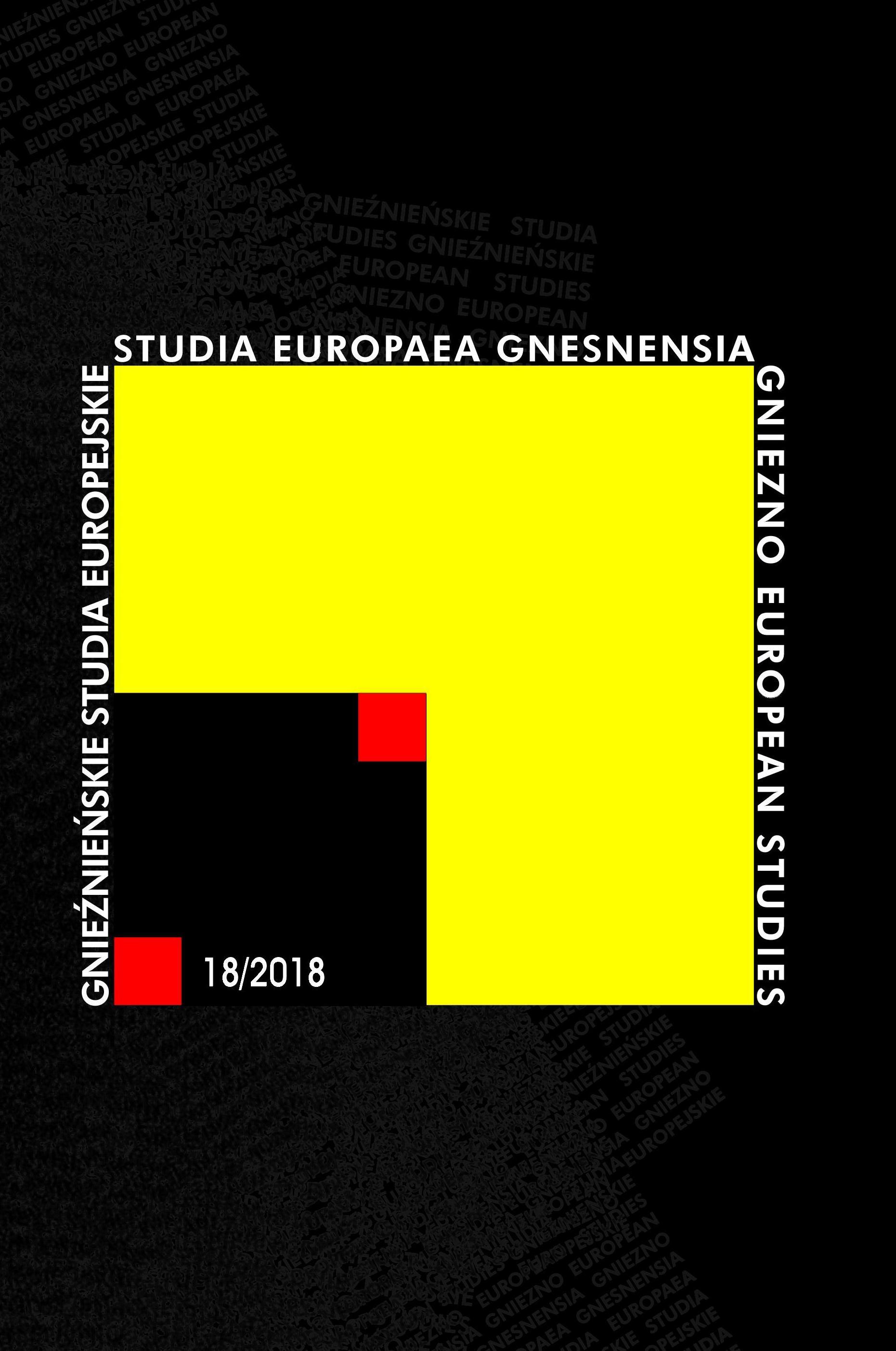 Nowy, osiemnasty numer Studia Europaea Gnesnensia